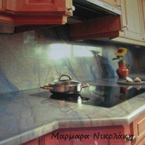 Πάγκοι κουζίνας Azul Macauba