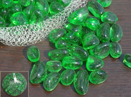 Πέπλες Γυάλινες Πράσινες